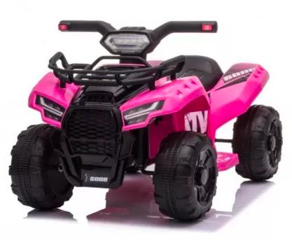 rózsaszín quad